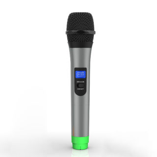 036-green-microphone